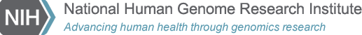 NIH - National Human Genome Research Institute - Advancing human health through genomics research